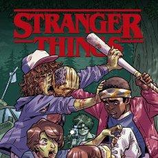 Cómics: CÓMICS. STRANGER THINGS. CHICOS ZOMBIS - GREG PAK/VALERIA FAVOCCIA/DAN JACKSON. Lote 211623631
