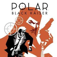 Cómics: CÓMICS. POLAR 0. BLACK KÁISER - VICTOR SANTOS (CARTONÉ). Lote 211623874