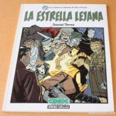 Cómics: DANIEL TORRES – CIMOC EXTRA COLOR 26 - LAS AVENTURAS SIDERALES DE ROCO VARGAS: LA ESTRELLA LEJANA. Lote 211656763