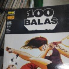 Cómics: 100 BALAS COLGANDO DE UN HILO 2. Lote 211659780