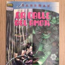 Cómics: SANDMAN LA CALLE DEL AMOR - VERTIGO. Lote 211678745