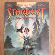 Cómics: STARDUST - LLUVIA DE ESTRELLAS - NEIL GAIMAN - NORMA. Lote 211679106
