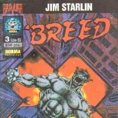 Cómics: BREED. STARLIN, JIM. A-COMIC-5548. Lote 211706985