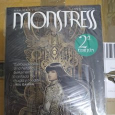 Cómics: MONSTRESS Nº1. Lote 211751713