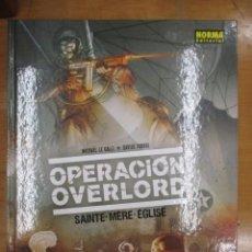 Cómics: COLECCION COMPLETA / OPERACION OVERLORD / 5 TOMOS TAPA DURA / NORMA / MUY BUEN ESTADO. Lote 211813288