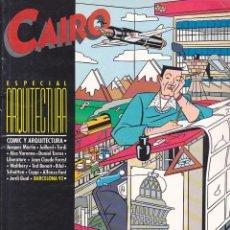 Cómics: COMIC CAIRO ESPECIAL ARQUITECTURA NORMA EDITORIAL. Lote 211857945