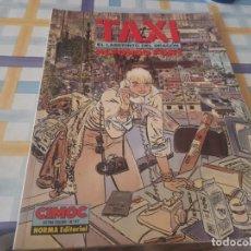 Comics : TAXI EL LABERINTO DEL DRAGON ALFONSO FONT NORMA ED. CIMOC N°47 1988 POSIBLE RECOGIDA EN MALLORCA. Lote 211920320