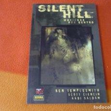 Cómics: SILENT HILL MURIENDO POR DENTRO ( TEMPLESMITH ) ¡MUY BUEN ESTADO! NORMA MADE IN HELL 31. Lote 211948912