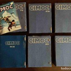 Cómics: CIMOC. COLECCIÓN COMPLETA. NORMA EDITORIAL. Lote 211960248