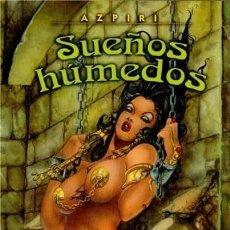 Fumetti: SUEÑOS HUMEDOS (AZPIRI) NORMA - IMPECABLE. Lote 212079183