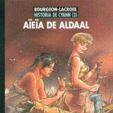 Comics: HISTORIA DE CYANN Nº 3 - AIEIA DE ALDAAL - CIMOC EXTRA COLOR Nº 225 - NORMA - IMPECABLE. Lote 277086253