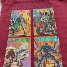 Cómics: TERMINATOR SERIE DE 4 NUMEROS NORMA EDITORIAL COMIC BOOKS NORMA. Lote 212173441