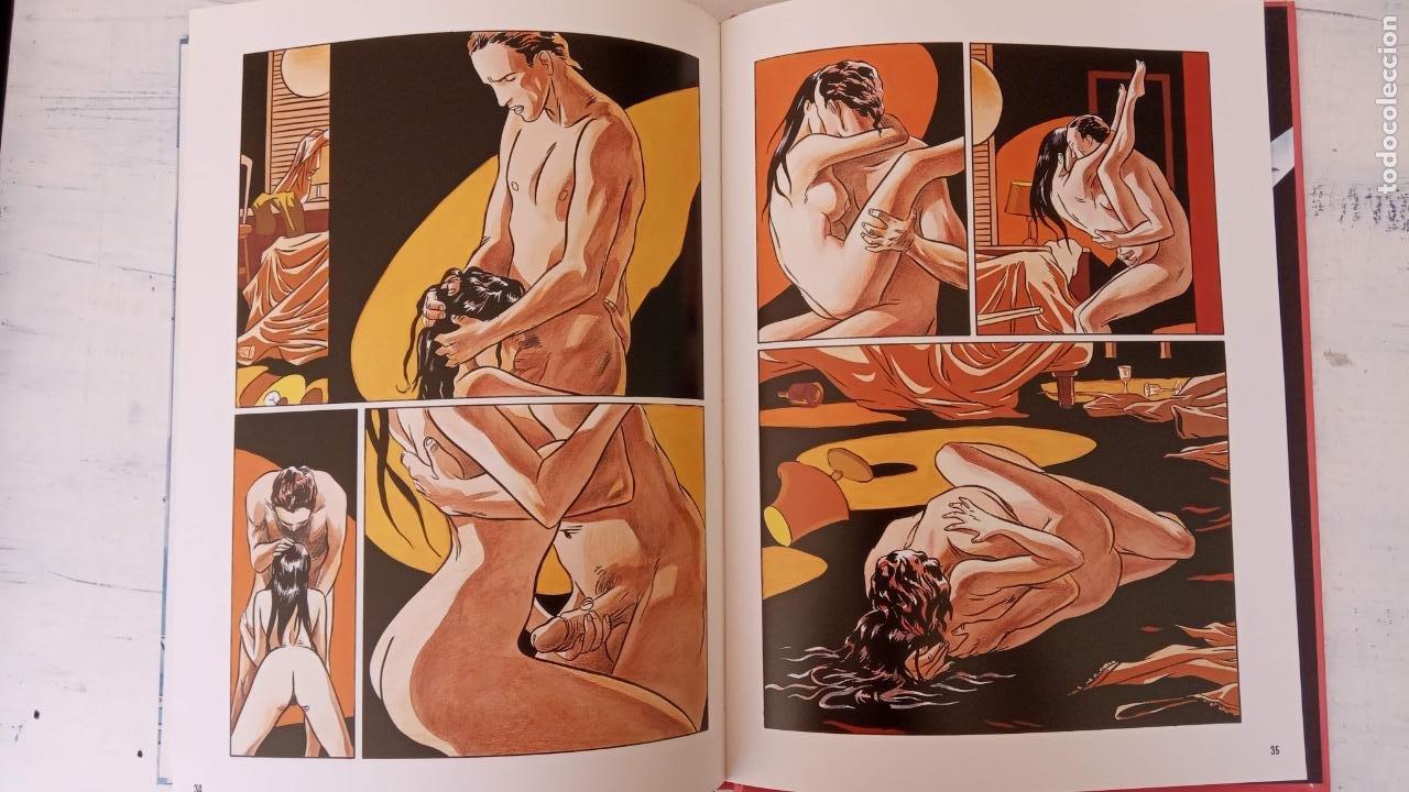 Cómics: EL BRILLOP DE UNA MIRADA - ANA MIRALLES - EMILIO RUÍZ - 1991 EDICIONES CASSET - - Foto 4 - 212224900