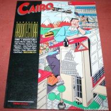 Cómics: CAIRO ESPECIAL ARQUITECTURA - NORMA EDITORIAL - 1984. Lote 212263982
