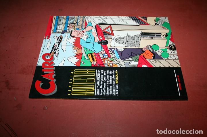 Cómics: CAIRO ESPECIAL ARQUITECTURA - NORMA EDITORIAL - 1984 - Foto 2 - 212263982
