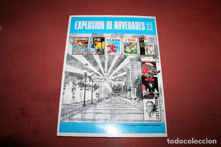 Cómics: CAIRO ESPECIAL ARQUITECTURA - NORMA EDITORIAL - 1984 - Foto 4 - 212263982