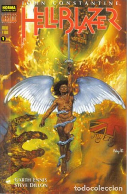 HELLBLAZER COLECCIÓN VERTIGO NORMA EDITORIAL COMPLETA 3 Nº. (Tebeos y Comics - Norma - Comic USA)