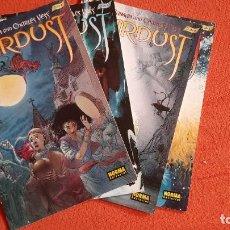 Fumetti: STARDUST (SERIE COMPLETA - 4 TOMOS) NEIL GAIMAN & CHARLES VESS. Lote 212338508