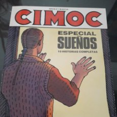 Cómics: CIMOC: ESPECIAL SUEÑOS. Lote 212365068