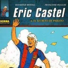Cómics: ERIC CASTEL COLECCIÓN COMPLETA NORMA 15 ALBUMES - EN CASTELLANO. Lote 212554222