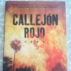 Cómics: CALLEJON ROJO SERA. Lote 212726521