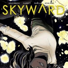Cómics: CÓMICS. SKYWARD 2 - JOE HENDERSON/LEE GARBETT/ANTONIO FABELA. Lote 212734350