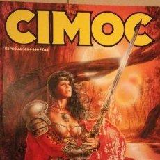 Cómics: CIMOC ESPECIAL HEROINAS, NÚMERO 9: 12 HISTORIAS GRÁFICAS COMPLETAS.. Lote 212742552