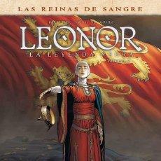Comics : LEONOR LA LEYENDA NEGRA: 2 INTEGRALES TAPA DURA. YERMO EDITORIAL. Lote 212762783