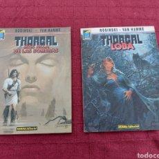 Cómics: THORGAL COLECCION PANDORA-MÁS ALLA DE LAS SOMBRAS-LOBA- COMIC NORMA EDITORIAL. Lote 212801136