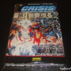 Comics : CRISIS EN TIERRAS INFINITAS NORMA. Lote 212962400