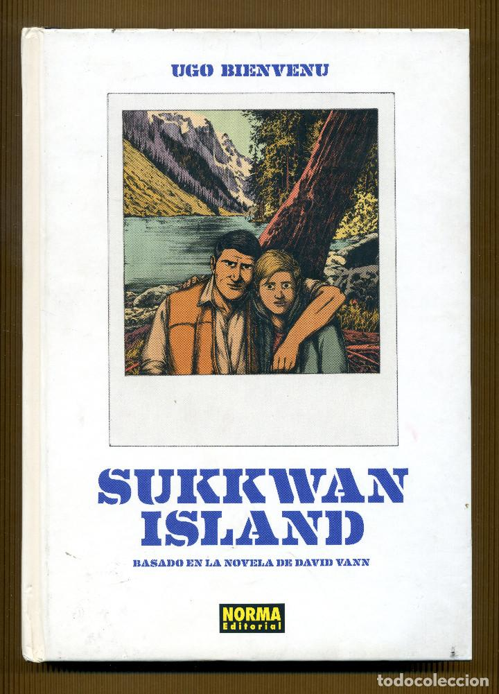 SUKKWAN ISLAND - UGO BIENVENU. NORMA ED (Tebeos y Comics - Norma - Otros)