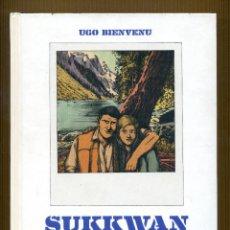 Cómics: SUKKWAN ISLAND - UGO BIENVENU. NORMA ED. Lote 213019050