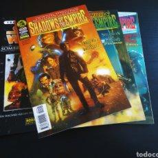 Cómics: EXCELENTE ESTADO STAR WARS SOMBRAS DEL IMPERIO COMPLETA SHADOWS OT THE EMPIRE NORMA. Lote 213055025