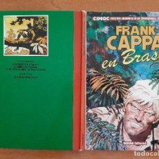 Cómics: 1ª EDICIÓN 1983 FRANK CAPPA EN BRASIL MANFRED SOMMER. Lote 213125190