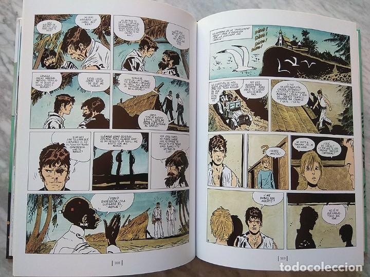 Cómics: Corto Maltés: La balada del mar salado (tapa dura, color) Norma edición de lujo Primera edición nuev - Foto 6 - 213195418