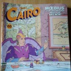 Cómics: CAIRO 65 MOEBIUS. Lote 213522653