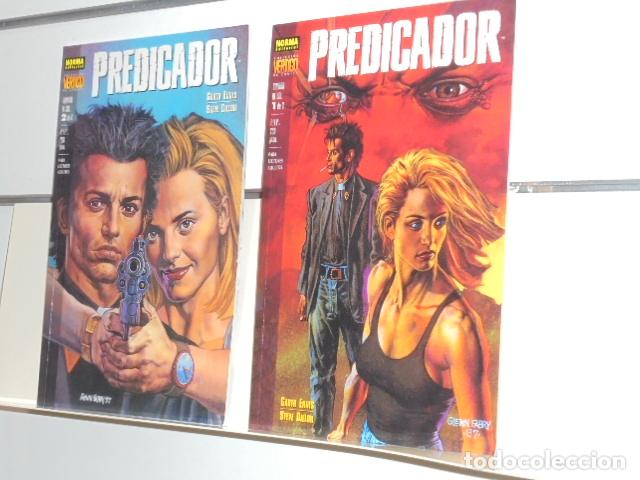 PREDICADOR GUERRA AL SOL COMPLETA 2 NUMEROS COLECCION VERTIGO - NORMA OFERTA (Tebeos y Comics - Norma - Comic USA)