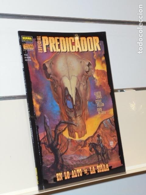 PREDICADOR ESPECIAL EN LO ALTO DE LA SILLA COLECCION VERTIGO - NORMA OCASION (Tebeos y Comics - Norma - Comic USA)