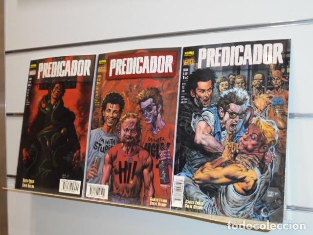 PREDICADOR CAMINO AL SUR COMPLETA 3 NUMEROS COLECCION VERTIGO - NORMA OFERTA (Tebeos y Comics - Norma - Comic USA)