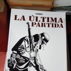 Cómics: LA ULTIMA PARADA. Lote 213651412