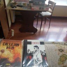 Cómics: CALLEJON ROJO . RAMALHO. Lote 213658953