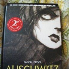 Cómics: AUSCHWITZ. Lote 213659182