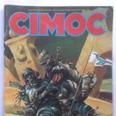 Cómics: CIMOC Nº 104 - NORMA EDITORIAL - LA REVISTA DE LAS GRANDES AVENTURAS. Lote 213688036
