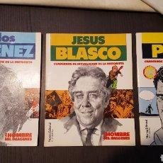 Cómics: UN HOMBRE MIL IMAGENES ( NORMA ) ORIGINAL 1983 COMPLETA - CARLOS GIMENEZ, HUGO PRATT, JESUS BLASCO. Lote 213798286