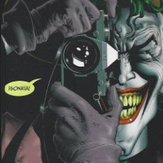 Fumetti: ALAN MOORE. BATMAN LA BROMA ASESINA. OBRA COMPLETA. PLANETA ABSOLUTE TAPA DURA. Lote 214122867