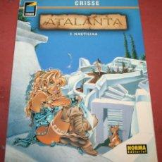 Cómics: ATALANTA - 2. NAUTILIAA - CRISSE - NORMA - 2004. Lote 214151888