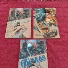 Cómics: COMIC FÁBULAS-EL ÚLTIMO CASTILLO-REBELIÓN EN LA GRANJA-UNA HISTORIA DE AMOR- VERTIGO. Lote 214177626