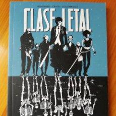 Cómics: CLASE LETAL VOLUMEN 1: 1987, UNA JUVENTUD REAGAN, DE REMENDER Y CRAIG. Lote 214398950