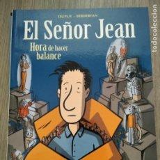 Fumetti: EL SEÑOR JEAN TOMO 6 DUPUY Y BERBERIAN. COLECCION CIMOC EXTRA COLOR 239. Lote 214493943
