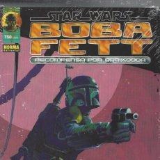 Fumetti: STAR WARS BOBA FETT - RECOMPENSA POR BAR-KOODA- CUANDO LA GORDA CUELGA - A ESTRENAR !!. Lote 246439340